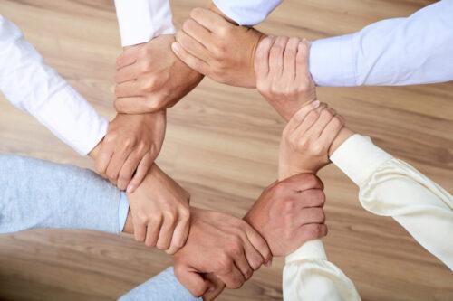 vida em grupo
